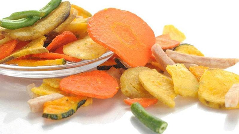 果蔬脆片生產線