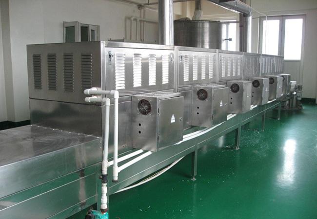 微波干燥机设备对食品行业的影响