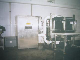 微波解冻设备