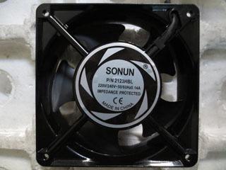 微波电器冷却风机