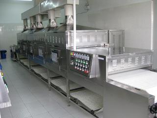 微波纺织品烘干设备