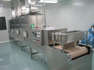 微波膨润土烘干设备