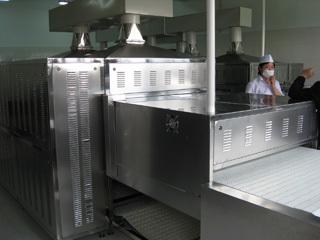 微波烤鳗鱼设备