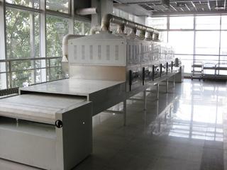 微波木签烘干设备