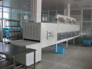 微波串烧素肉杀菌设备