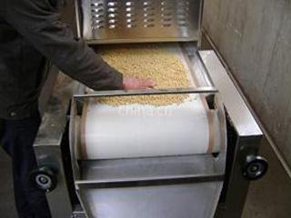 微波豆粉杀菌设备