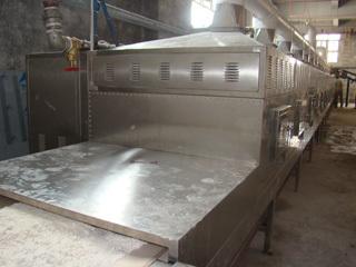 微波粉状食品杀菌设备
