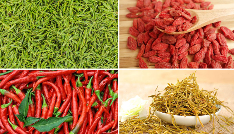 農副產品生產線