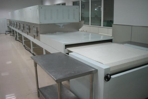 微波烘干杀菌设备在农产品加工中的应用