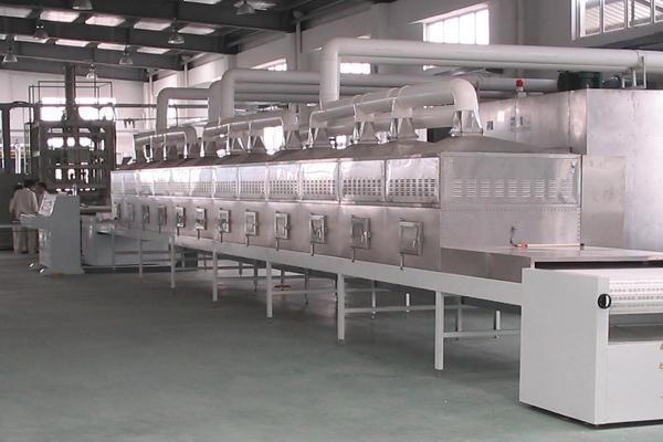 微波干燥设备在淀粉中的应用