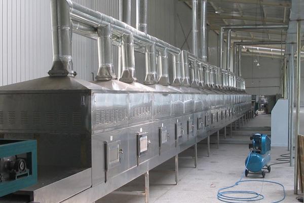 微波干燥设备的应用优势