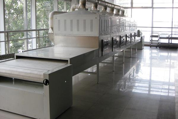微波杀菌设备提高产品品质的特性