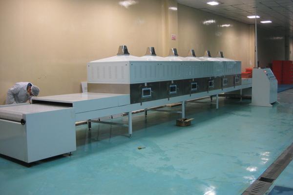 自动化微波干燥设备是药材烘干之选