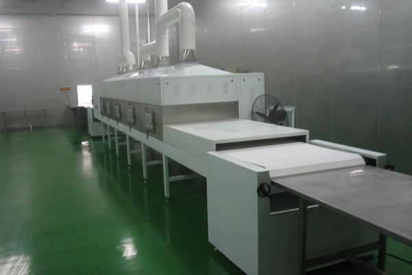 微波真空干燥设备干燥木材热能作用