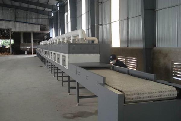 微波干燥设备与其他干燥方法相结合
