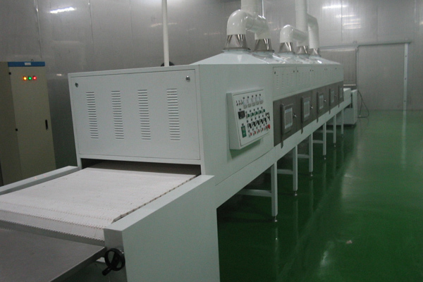 食品微波加热设备加工技术的应用