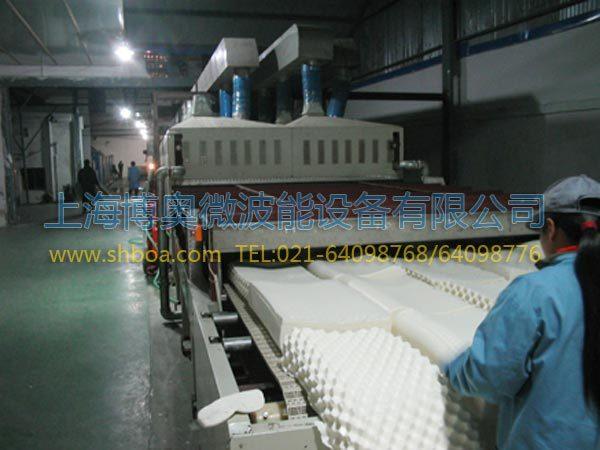 乳胶床垫枕头干燥设备案例-橡胶、乳胶行业