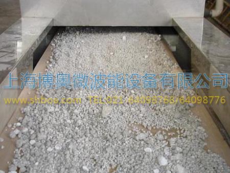 人造大理石微波快速固化設備案例-建材行業