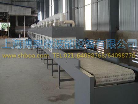 粉体微波烘干机在陶瓷原料的微波干燥应用