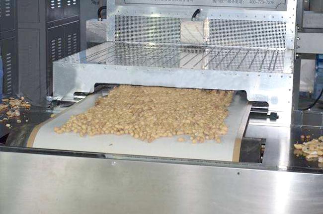 花生瓜子烘干箱 微波干燥设备 微波烘干机