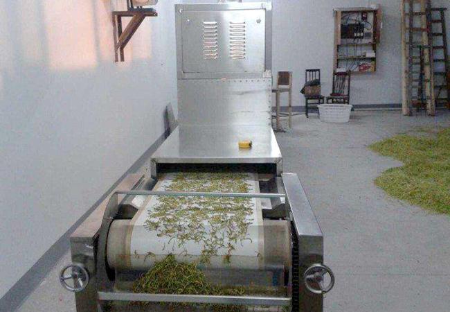 农副产品烘干之金银花烘干设备