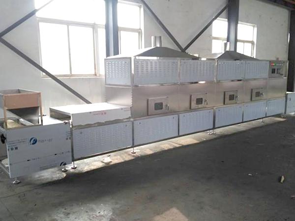 微波干燥机的发展与分类