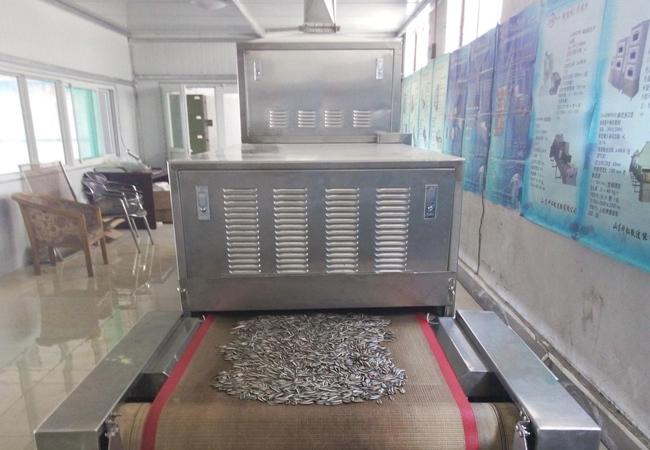 瓜子微波烘干设备-微波瓜子烘干设备功能及特点