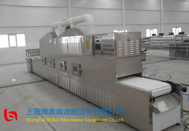 化工微波干燥设备工作原理及生产特点
