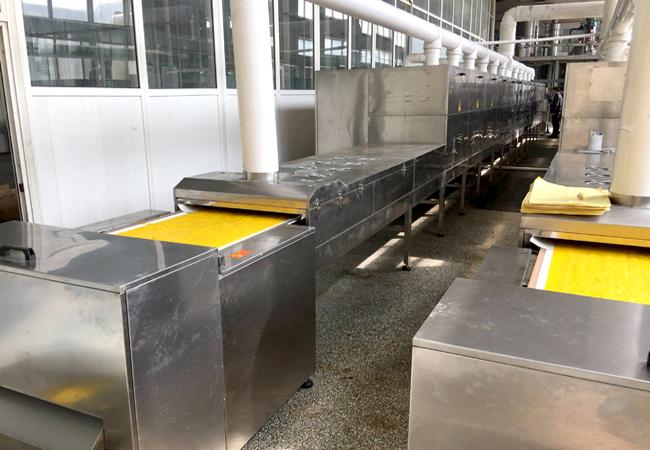 调味品微波干燥杀菌设备微波干燥机械安全可靠