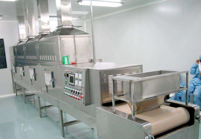微波烘干設備和微波干燥設備有什么區別?