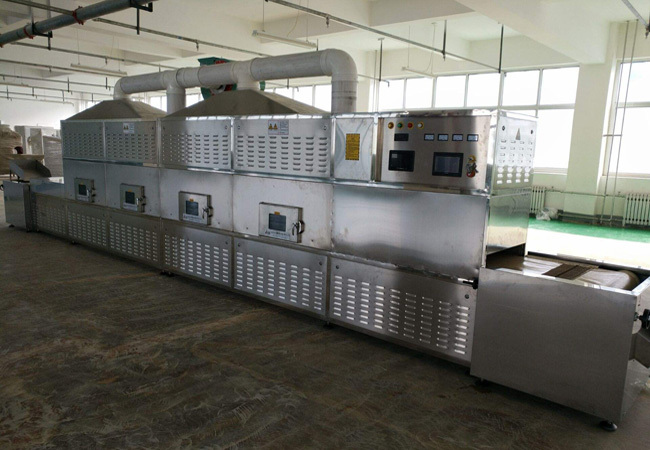 微波干燥设备在纺织行业中的应用