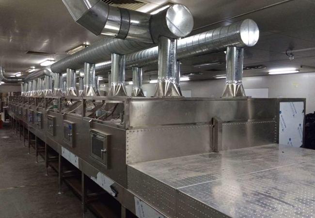 山东微波干燥设备企业先容及主导产品