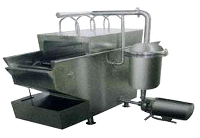 微波灭菌干燥机的处理温度