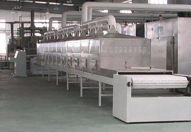 微波木材干燥机的高效性