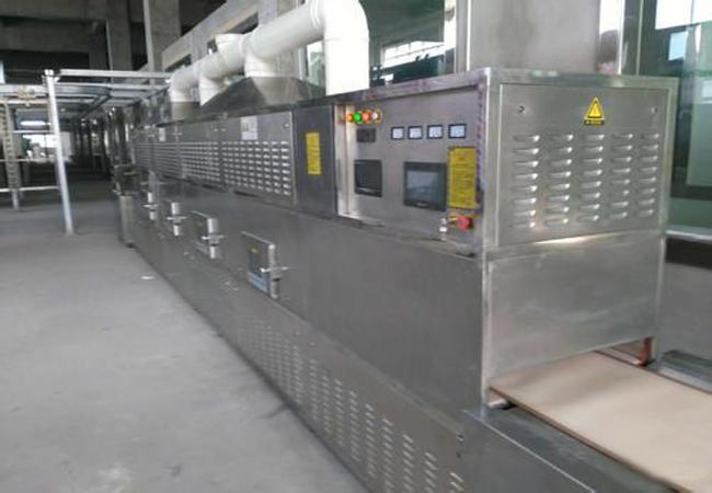 微波干燥机设备对食品包装的要求