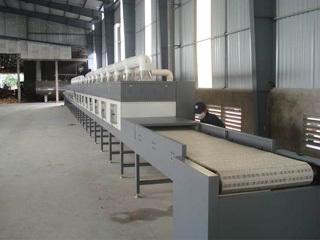 微波石膏板烘干設備