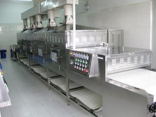 微波锂电材料干燥设备