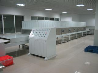 微波干果烘烤设备