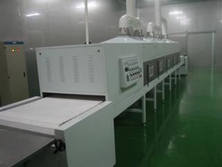 微波淀粉烘干設備