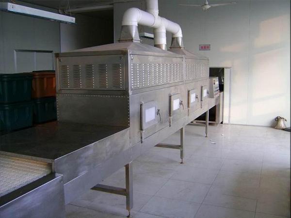 香辛料微波干燥殺菌設備、滅菌